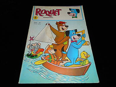 Roquet 5 Editions Sagédition 1977