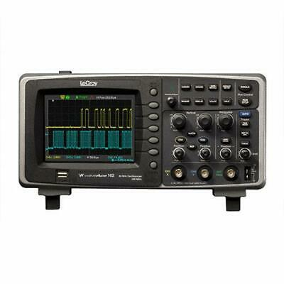 LeCroy WaveAce 102 Digital Storage Oscilloscope, 2 Ch, 60MHz, FFT Measurements