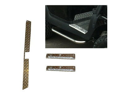 Side and kick plate for Golf Cart CLUB CAR Precedent