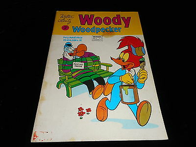 Woody Woodpecker 7 Editions Sagédition juillet 1976