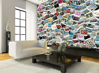 Collage of Photos Wall Mural Photo Wallpaper GIANT DECOR Paper Poster Free Paste