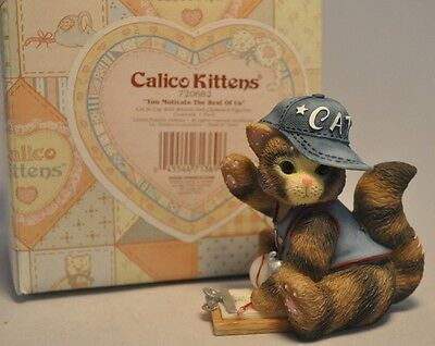 Calico Kittens: You Motivate The Rest Of Us - 720682 - Cap, Whistle, Clip Board