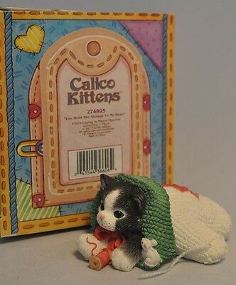 Calico Kittens: You Hold The Strings To My Heart - 274895
