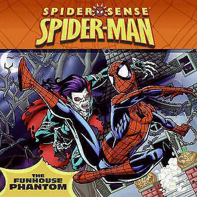 Spider-Man: Funhouse Phantom by Andy Ball (Novelty book, 2010)