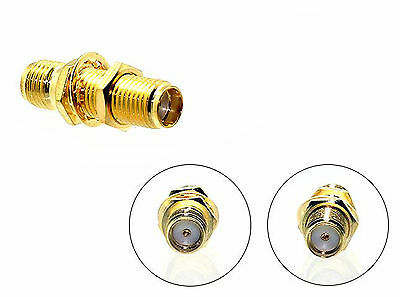 Car aerial SMA Female - male to SMA male connector adapter CT27AA120 Connects2