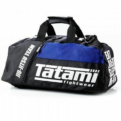 NEW! Tatami Jiu Jitsu Gear Bag MMA BJJ No-Gi Gym Holdall Backpack