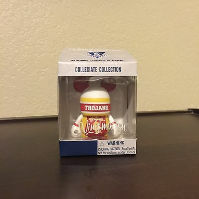 USC TROJANS  VINYLMATION Disney Figure Collectible New in Box