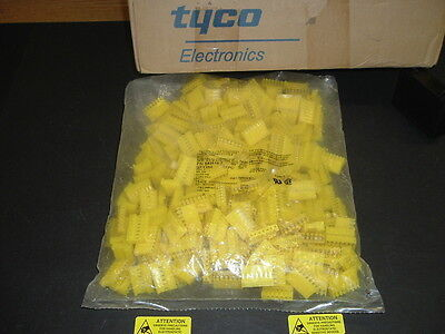643818-7 Tyco Idc Connector Lot Of 797 New  Units Rohs