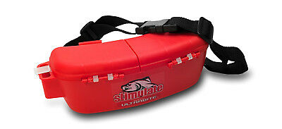 Stimulate Waist Tackle Box with Belt - Bait Bucket with Dividers In One Section