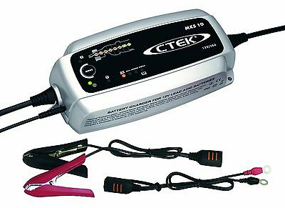 CTEK 56-708 Multi MXS 10 12V Battery Charger Conditioner