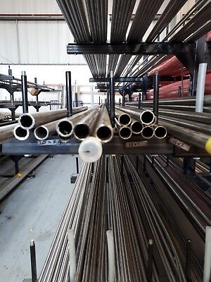 Stainless Steel Tube 22Mm Od X 18Mm Id (2Mm Wall) 316 Seamless