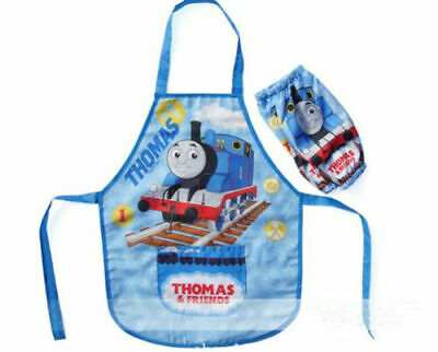 Kids Paint Cooking Art craft Painting Apron Smock with Sleeve Waterproof