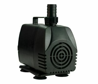 3000Lph Submersible Water Pump Fish Pond Aquarium Tank Waterfall Fountain Sump