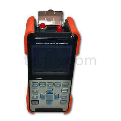 New AOR500-B High Speed Optical Time Domain Reflectometer OTDR USB Color TFT LCD