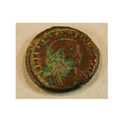 Constantine 2Nd Ancient Bronze Coin #m208A