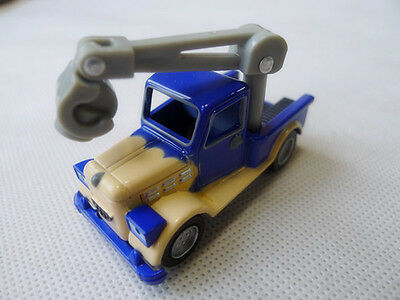 Learning Curve Bob the Builder Dodger Metal Toy Car New Loose