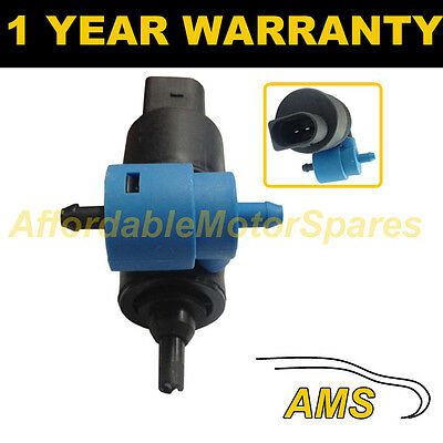 For Volkswagen Golf Mk5 2003-2008 Front & Rear Twin Outlet Windscreen Water Pump