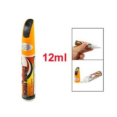 New Plastic Scratching Repair Touch Up Paint Pen Black Magic for Car Auto WS