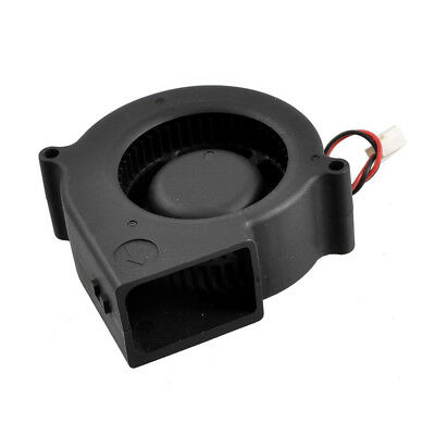 75mm x 30mm DC 12V 0.36A 2Pin Computer PC Blower Cooling Fan WS