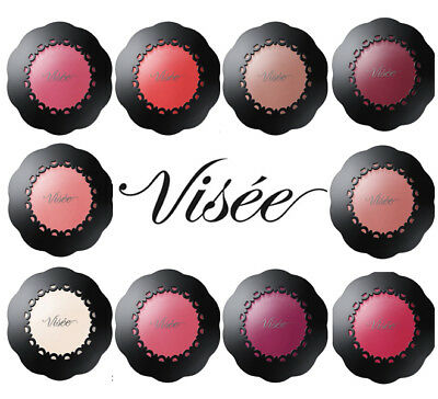 [KOSE VISEE] Kose Japan Moisturizing 2 in 1 Lip & Cheek N Cream 5.5g NEW