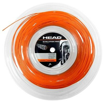 Head Evolution Pro 110m Squash String Reel (Available in Orange and Black)
