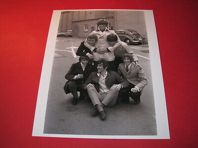 THE BEE GEES  10x8 inch lab-printed glossy photo P/3408