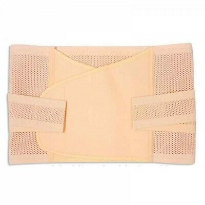 Postpartum Pregnancy Belt Recovery Postnatal Corset Belly Tummy Support Beige Uk