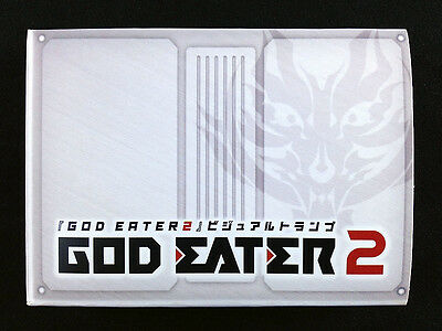 God Eater 2 Visual Playing Cards Deck Trump promo official