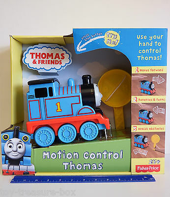 """Thomas & Friends My First Thomas the Train """"MOTION CONTROL THOMAS"""" Ages 2 & up"""