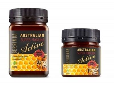 Berringa Super Manuka Honey (+400 MGO) 500g