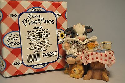 Mary's Moo Moos - On The Lookout For Butter Opportunities - 480509 - Newspaper