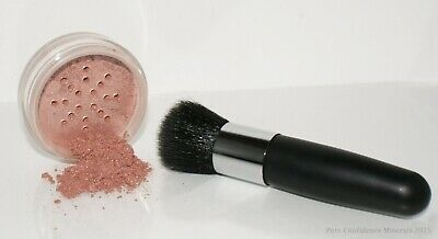 Bronzer Brush Kit organic mineral makeup set face bare cosmetics all natural
