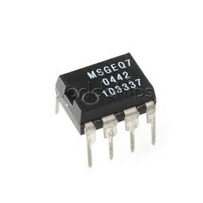 MSGEQ7 Band Graphic Equalizer IC MIXED DIP-8 MSGEQ7