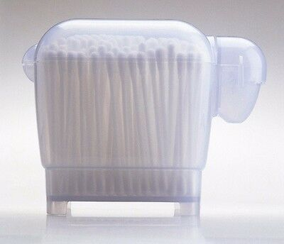 DOLICA Sheep Shaped Cotton Buds / Cotton Wool Container Dispenser Box Holder New