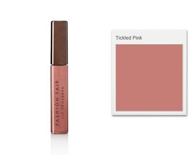 Fashion Fair Lip Teasers 0.26oz shade-Tickled Pink - Unboxed.