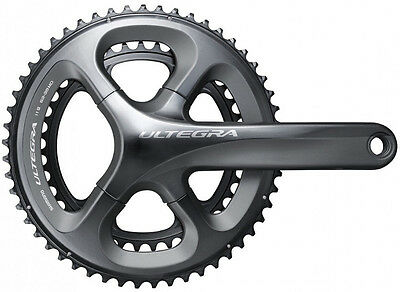 Shimano Ultegra Fc-6800 175Mm 53-39T 11 Speed Bike Crankset