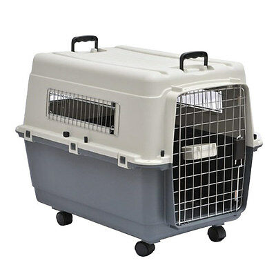Petmode Airline approved L80 XL dog carrier pet cage Cats Dog Live stock