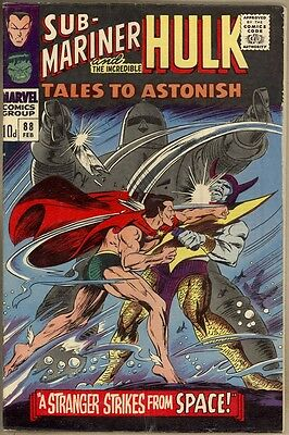 Tales To Astonish #88 - VG/FN