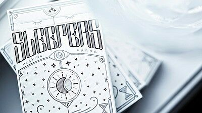 Sleepers Playing Cards by Ellusionist Poker Spielkarten