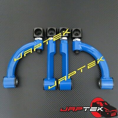 Adjustable Front Upper Camber Arms For Nissan Skyline R33 R34 GTST GTT GTR