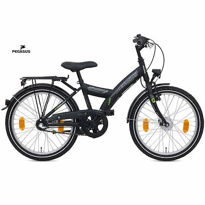 pegasus avanti 24 zoll fahrrad atb mtb kinderrad m dchen shimano nabendynamo. Black Bedroom Furniture Sets. Home Design Ideas