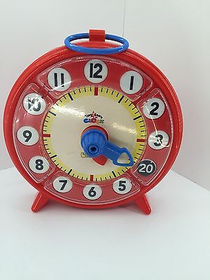 Educational Insights Time 2 Learn Clock