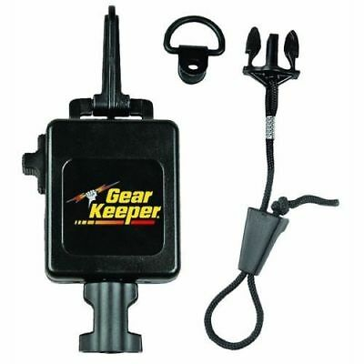 Gear Keeper Cb Ham Radio Microphone Retractable MIC Holder Hanger RT3-4112 Hook