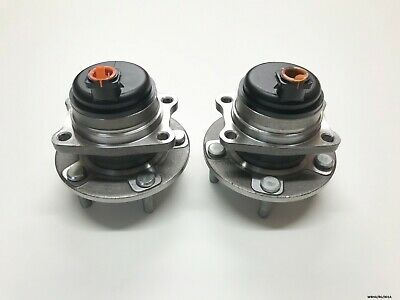 2x Rear Wheel Bearing/&Hub Assembly Chrysler Grand Voyager 2001-2007 WBHA//RG//001A