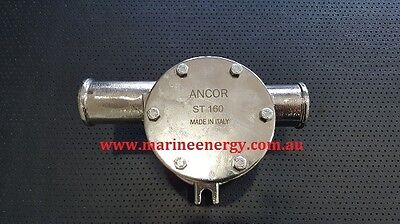 Volvo Penta 3583115 replacement seawater pump by ANCOR