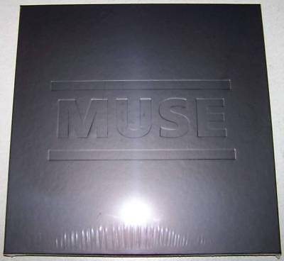 MUSE - THE RESISTANCE- BOX SET 2LP+CD+DVD+USB LTD ED UK sealed mint