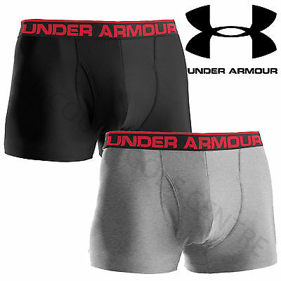 "Under Armour Mens Original Series 3"" Boxerjock® - 1230363"