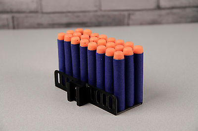 3D Printed – 24 Round Dart Holder for Nerf Gun Blaster