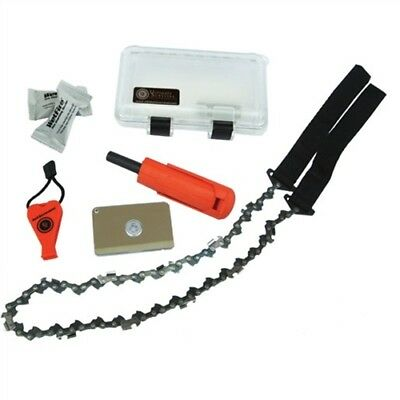 UST Deluxe Survival Kit Orange Clear