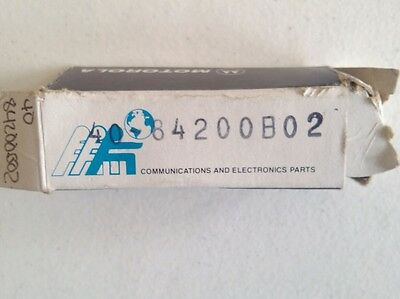 Motorola 40-84200B02 Reed Switch Nos Nib